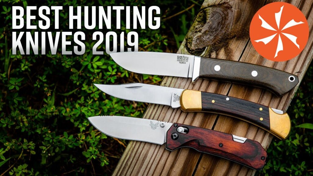 Best Hunting Knives of 2019 Available at KnifeCenter.com