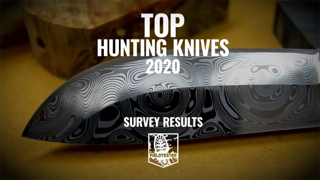 Best hunting knives 2020